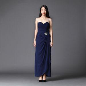 Ld0120 Girl Dress Evening-Party Dress Blue-Long Dress
