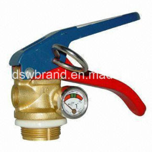 Valve-Dry Chemical Powder Fire Extinguisher pictures & photos
