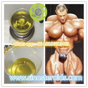 Mix Finished Liquid Steroid 375mg/Ml Test E / Tern E / Masteron Tmt Blend for Bodybuilding pictures & photos