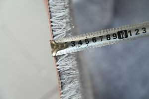 (TPRbacking) Non-Skid Top Car Silk Shaggy Carpet Mat Roll Textile pictures & photos