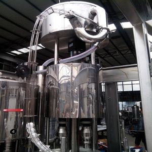 Mineral Water Filling Machine 3 in 1 (XGF 8-8-3) pictures & photos