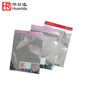 Plastic Ziplock Shirt/Underwear Packing Bag with Colorful Printing pictures & photos