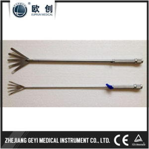 2017 Laparoscopic Instruments 5mm 3 Tines 5 Tines Fan Retractor pictures & photos