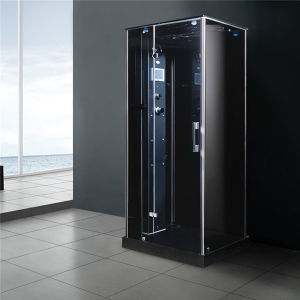High Class Black Style Steam Room Shower Enclosure (M-8277) pictures & photos