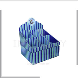 Elegant Corrugated Exibition/Display Jewellery/Jewelry Counter Boxes