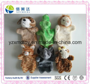 Hot Selling Interactive Kids Toy Plush Animal Hand Puppet pictures & photos