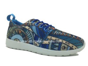 New Arrival Womens Running Shoes with PVC Outsole (J2278-L)) pictures & photos