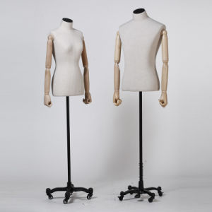 Fiberglass Male Torso Mannequin with Pants and Shoes Holder pictures & photos
