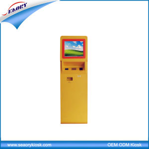 Movie Theater Lobby Ticket Printing Self Payment Kiosk pictures & photos