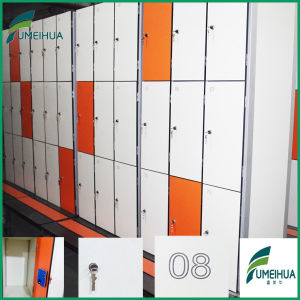 Hot Sale HPL 3 Doors School Locker /Gym Locker /Sport Locker pictures & photos