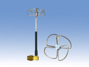 5.8GHz Omni Cloverleaf Fpv Antenna