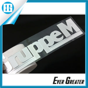 Custom Electroform Nickel Sticker pictures & photos
