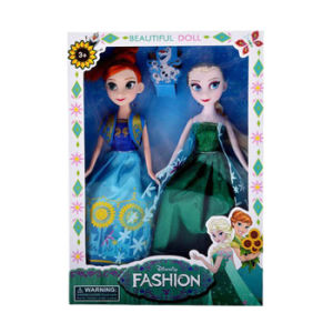 2016 New Product 9 Inch Plastic Kids Frozen Doll (10241479) pictures & photos
