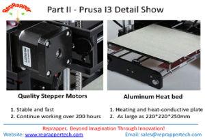 Reprappertech Prusa I3 3D Printer DIY 3D Printer Desktop 3D Printer pictures & photos