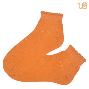 Women′s Comb Cotton Sock pictures & photos