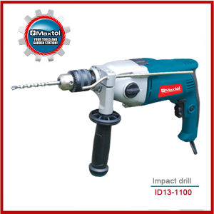1100W 13mm 2-Speed Impact Drill pictures & photos