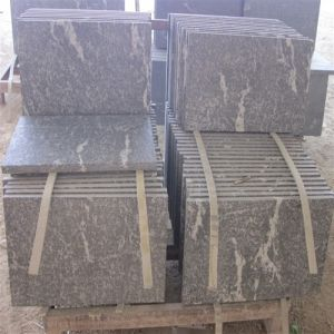 China Grey Granite Wall Cladding pictures & photos