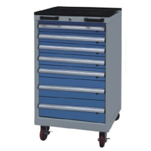 Westco Rolling Cabinet Fdc-1150-7 (Workshop Trolley, Mobile Cabinet)