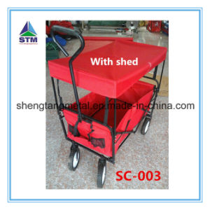 Four Wheel Hand Trolley for Kids