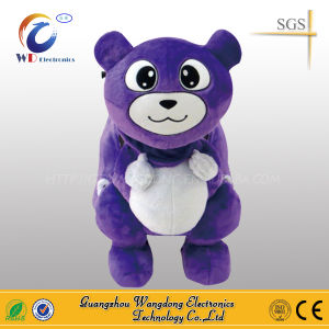 Shopping Mall Plush Toy Animal Rides Cheap Price pictures & photos
