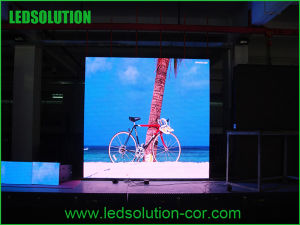 Full Color Indoor P4 LED Display Panel pictures & photos