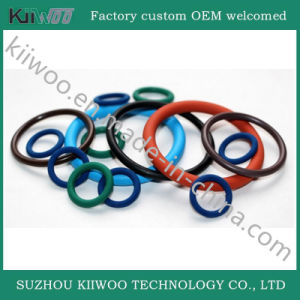 Molded Resistance Colorful Silicone O-Ring Oil Seal pictures & photos