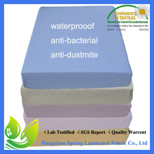 Mattress Protector 100% Waterproof Hypoallergenic Bed Rugs Proof Premium pictures & photos