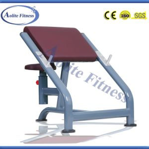 Gym Bench Arm Curl Bench Scott Bench pictures & photos