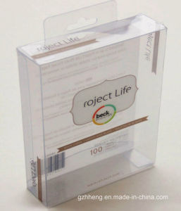 Custom Transparent Clear Packaging Plastic Box (made-in-China) pictures & photos