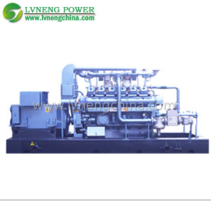 10-300kw Natural Gas Generator with Stamford Alternator pictures & photos