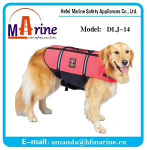 Red Color Dog Jacket for Swimming Use pictures & photos