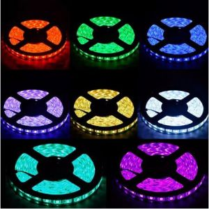 14.4W Ce and Rhos 60SMD3014 Blue LED Strip pictures & photos