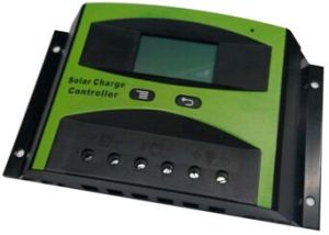 PWM Solar System Charge Controller 10A with 12V LED Light pictures & photos