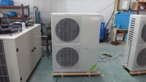 China High Quality Hermetic Cabinet Outdoor Condensing Unit pictures & photos