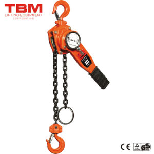 how to use a lever chain hoist