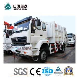 China Best HOWO Garbage Truck of 16-17m3 pictures & photos
