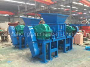 Huahong Plastic Rubber Recycling Shredder, Ce Certificate pictures & photos