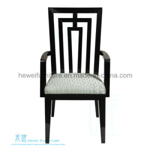 Modern Chinese Style Dining Chair For Hotel Restaurant (DW 2128C)