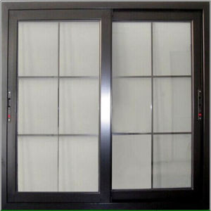 Fashionable Aluminum Sliding Window with As2047 (TS-1094) pictures & photos