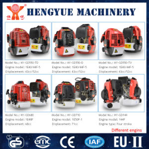 Double Person Operate Four Stroke Ground Drill for Digging Hole pictures & photos