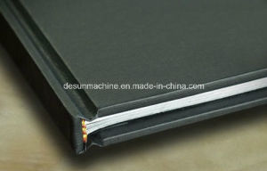 Hardcover Book Pressing & Creasing Machine (YX-460YC) pictures & photos