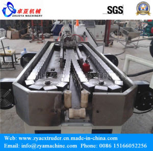 SWC PE Single Wall Corrugated Hose/Pipe Line Making Machine pictures & photos