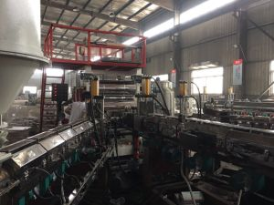 Auto Plastic Suitcase Extruder Machine in Production Line (YX-21AP) pictures & photos