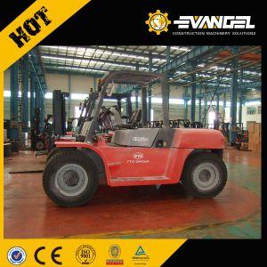Hot Sale Yto Big Diesel Forklift Price Cpcd70 (Isuzu engine) pictures & photos