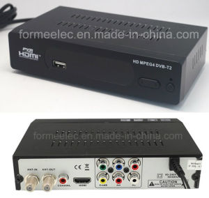 Set Top Box STB DVB HD FTA ISDB-T pictures & photos
