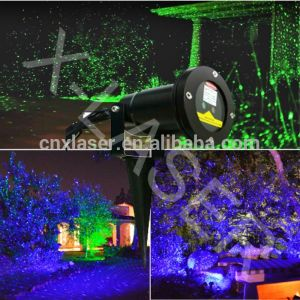 RF Remote RGB Garden Laser Landscape Light Outdoor Lighting pictures & photos