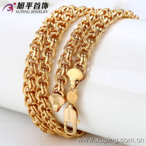 Xuping Fashion 18k Gold Color Necklace (42286) pictures & photos