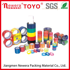 Sticky Back Tape Industrial in China Produce Colored Painters Tape for Decoration pictures & photos