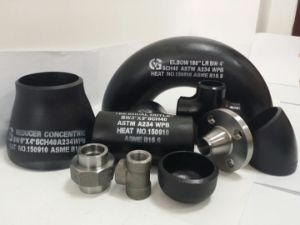 A234 WPC Carbon Steel Fittings
