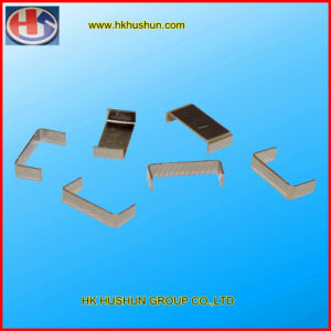 Metal Stamping Process, Electrical Contact for Power Sockets (HS-BC-002) pictures & photos